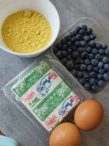 fit placuszki z twarogu bezglutenowe z mąki kukurydzianej