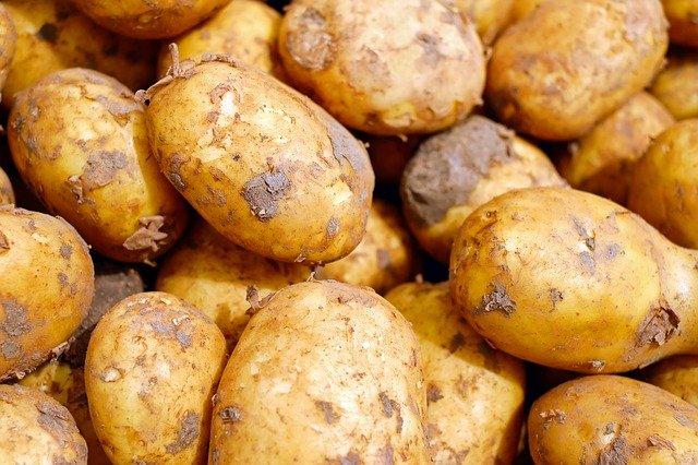 ziemniaki kartofle pyry