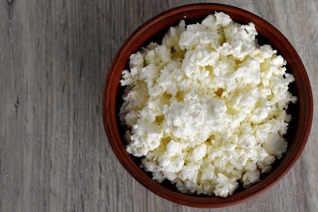 twaróg tłusty ser biały